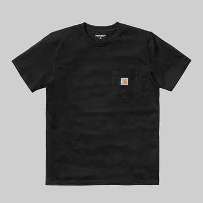 CARHARTT SS POCKET T-SHIRT WHITE