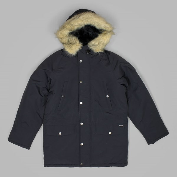 Carhartt Anchorage Parka Black-Black