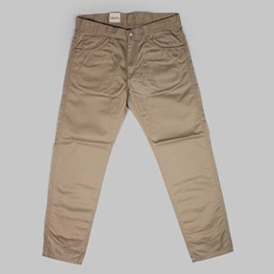 Carhartt Skill Pant Leather Rinsed