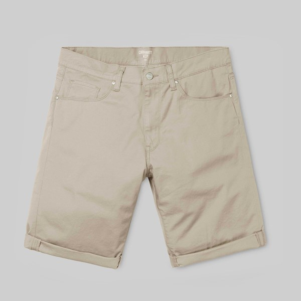 CARHARTT SWELL SHORTS WALL RINSED