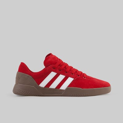 ADIDAS CITY CUP SCARLET WHITE GUM