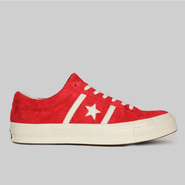 CONVERSE ONE STAR ACADEMY OX ENAMEL RED EGRET