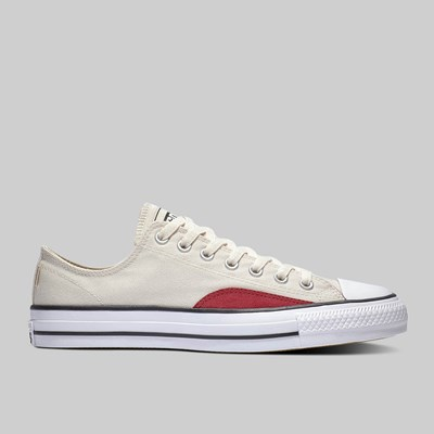 CONVERSE CTAS PRO OX NATURAL IVORY BLACK WHITE