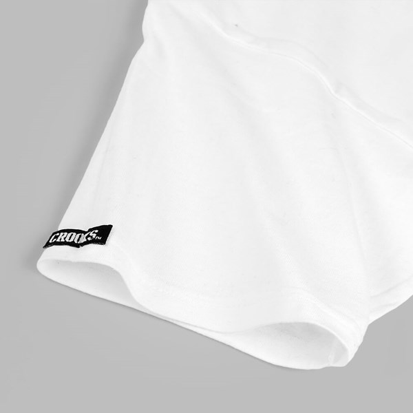 Crooks & Castles Bandito Dime T Shirt White