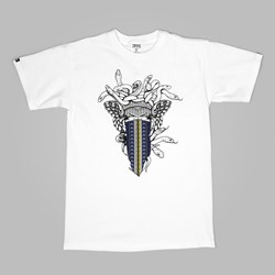 Crooks & Castles Shaman T Shirt White