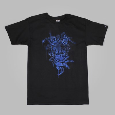 Crooks & Castles Stencil T Shirt Black