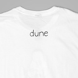 DEAR SKATING DUNE CURBCUSHER TEE WHITE