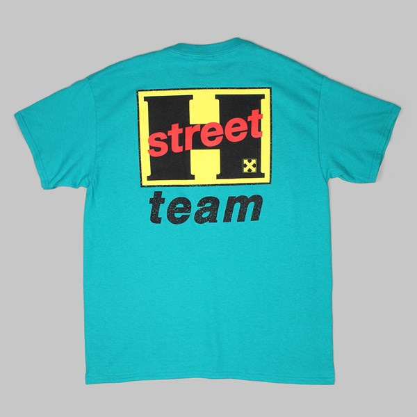 DEAR SKATING 'H-STREET TEAM' TEE JADE