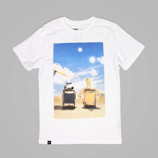 DEDICATED X STAR WARS ROBO VACATION WHITE