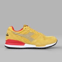 DIADORA INTREPID AMARO BEIGE NUGGET GOLD