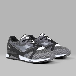 DIADORA N9000 ARROWHEAD BLACK WHITE