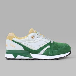 DIADORA N9000 DOUBLE L GREY GREENER PASTURE SAND