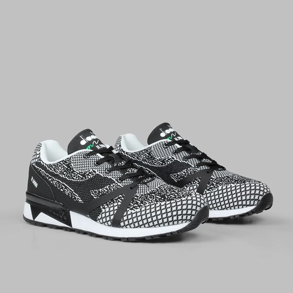 DIADORA N9000 MM EVO BLACK WHITE