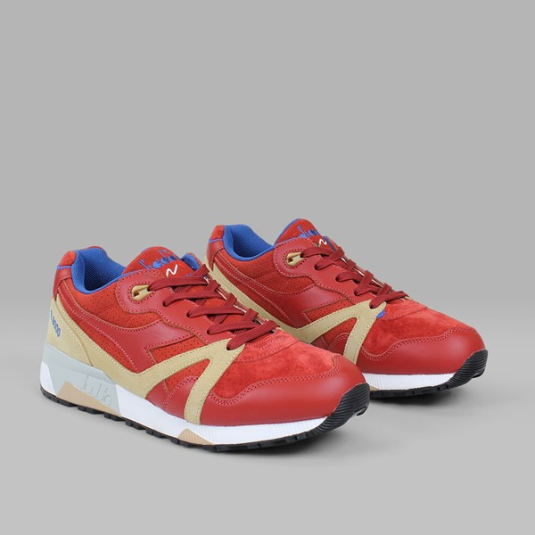 DIADORA N9000 PREMIUM RED BRICK