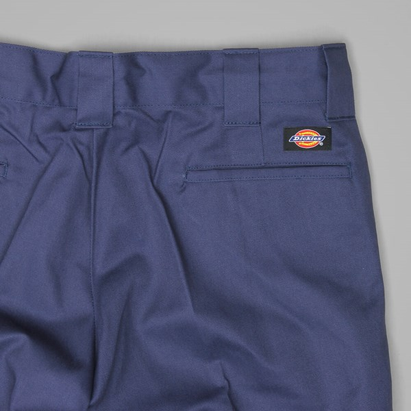 DICKIES 873 SLIM FIT WORK PANT NAVY
