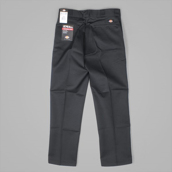 DICKIES 874 ORIGINAL WORK PANT BLACK