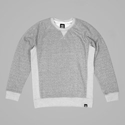 DICKIES COURTLAND CREWNECK GREY
