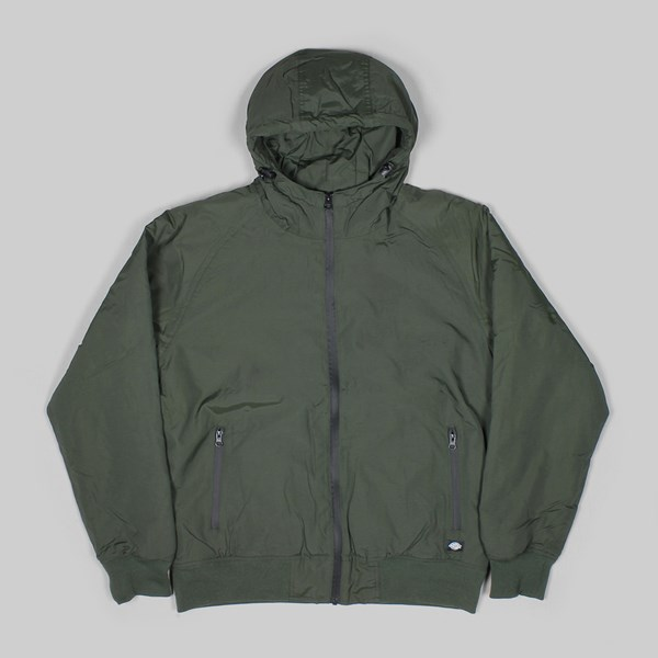DICKIES FORT LEE JACKET OLIVE GREEN
