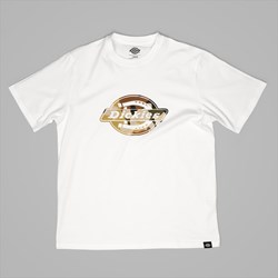 DICKIES HS ONE COLOR T SHIRT WHITE-DESERT CAMO