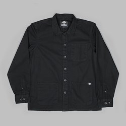 DICKIES KEMPTON LS SHIRT BLACK