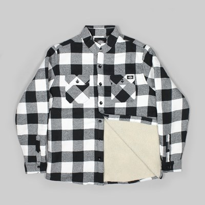 DICKIES LANSDALE OVERSHIRT BLACK