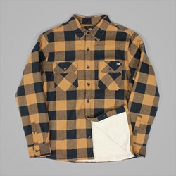 DICKIES LANSDALE OVERSHIRT BROWN DUCK