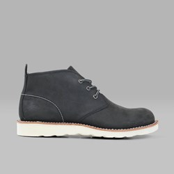 DICKIES NEBRASKA CHUKKA BOOT BLACK