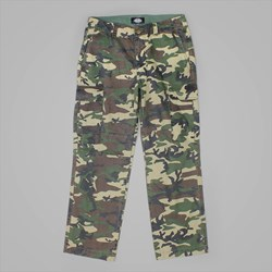 DICKIES NEW YORK CARGO PANTS CAMO