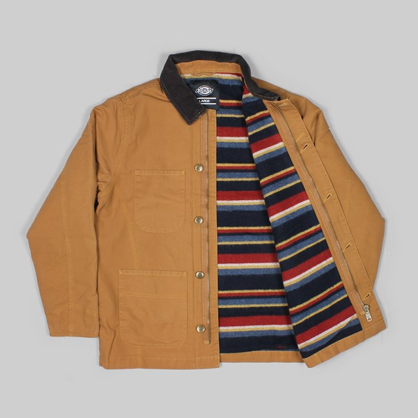 DICKIES NORWOOD JACKET PECAN