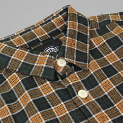 DICKIES OLDENBURG LS SHIRT HUNTER GREEN