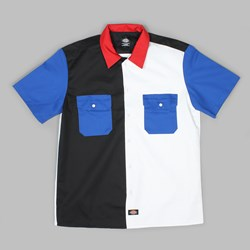 DICKIES OVALO LS SHIRT MIXED COLORS