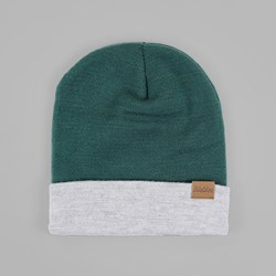 DICKIES ROTTERDAM BEANIE HAT BOTTLE GREEN