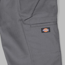 DICKIES SLIM FIT WORK SHORT CHARCOAL