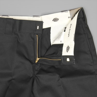DICKIES SLIM STRAIGHT WORK SHORT BLACK