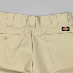 DICKIES SLIM STRAIGHT WORK SHORT KHAKI