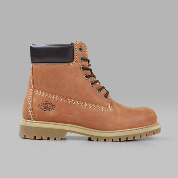 DICKIES SOUTH DAKOTA BOOT BROWN