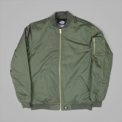 DICKIES TAYLORSVILLE JACKET DARK OLIVE