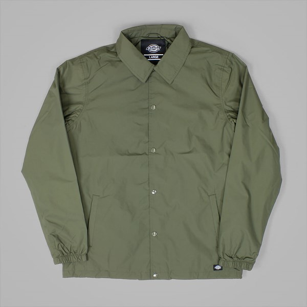 DICKIES TORRANCE JACKET DARK OLIVE