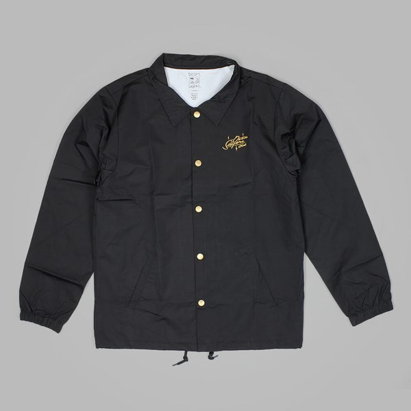 DOOM SAYERS CUSTOM EMB COACHES JACKET