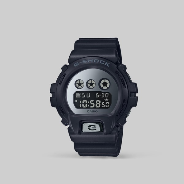 G SHOCK WATCH DW-6900MMA-1ER BLACK SILVER
