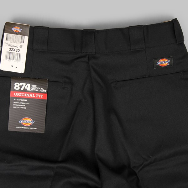 Dickies Original 874 Work Pant Black