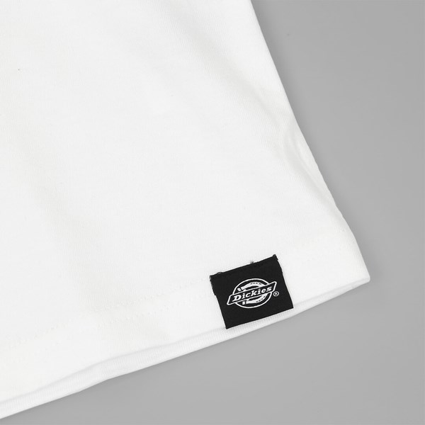 Dickies Pelsor Pocket T Shirt White