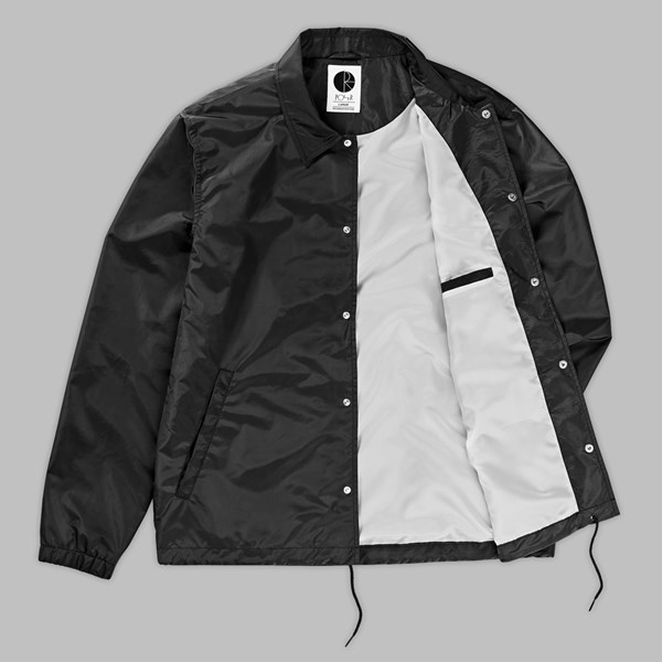 POLAR SKATE CO. DOODLE JACKET PONTUS ALV BLACK