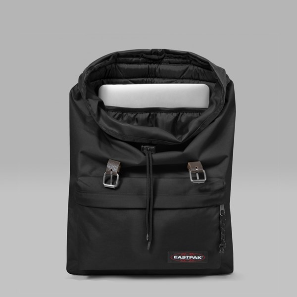 EASTPAK LONDON BACKPACK BLACK