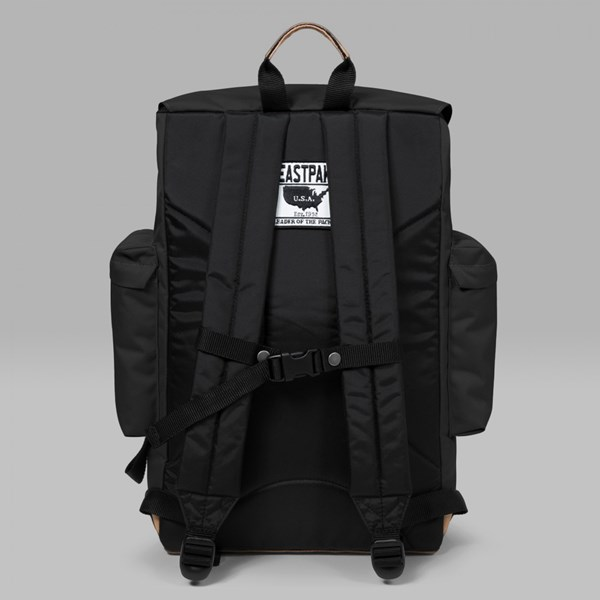 EASTPAK MC KALE BACKPACK INTO BLACK