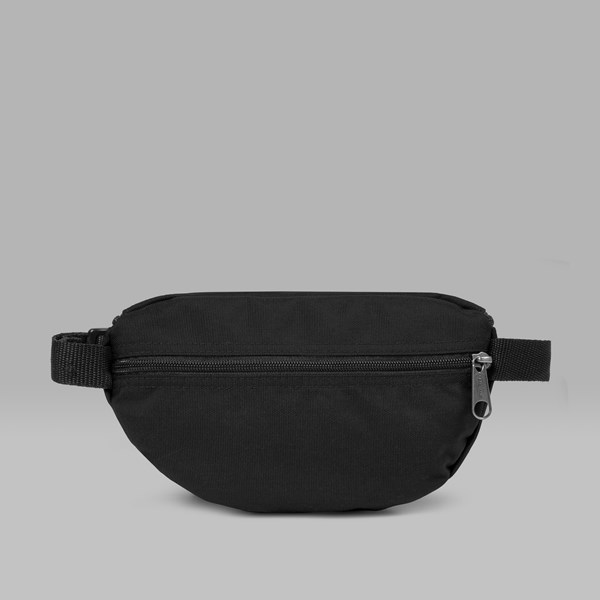 EASTPAK SPRINGER BAG BLACK RUBBER