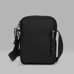 EASTPAK THE ONE SHOULDER BAG BLACK RUBBER