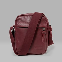 EASTPAK THE ONE SHOULDER BAG PREMIUM LEATHER OXBLOOD