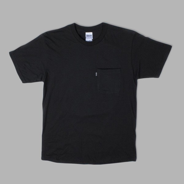 RIP N DIP EAT ME POCKET TEE BLACK