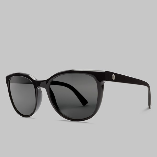 ELECTRIC  BENGAL SUNGLASSES GLOSS BLACK M GREY